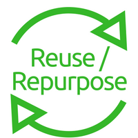 redeuce repurpose icon